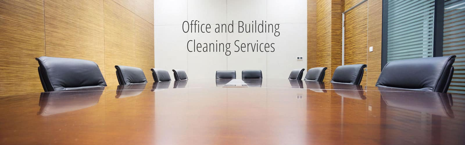 reliable and in a commercial office cleaning the company services midlands