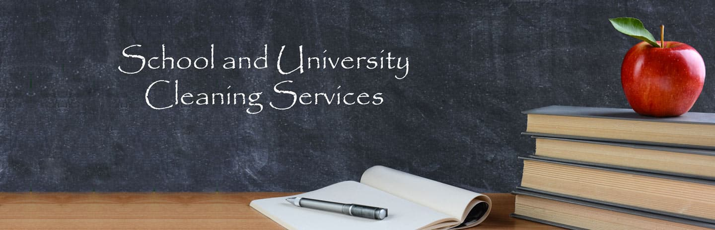 School and University Cleaning - Pittsburgh