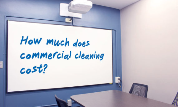 Commercial cleaning service prices