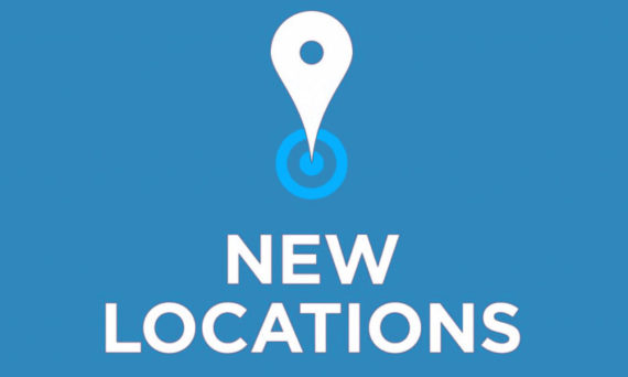 New Service Areas
